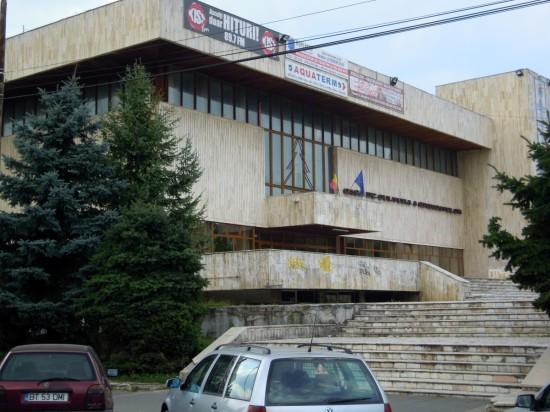 Casa De Cultura Botosani 2