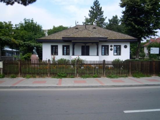 Casa Memoriala Nicolae Iorga 1