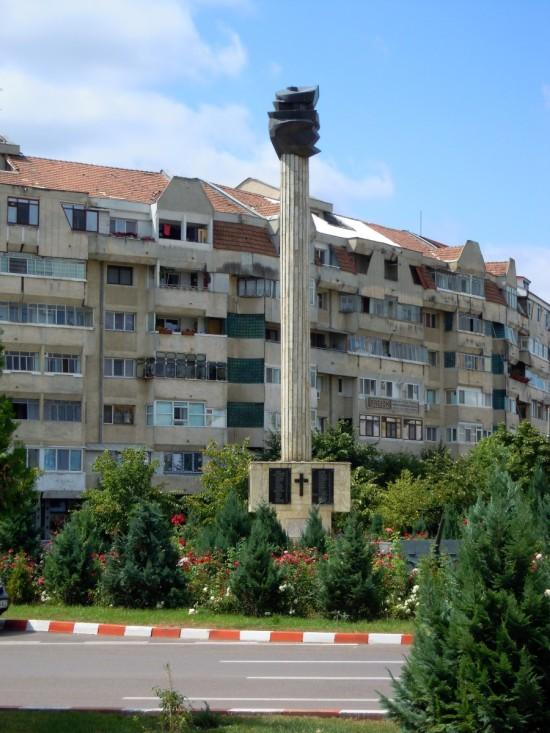 Glorie Eterna Eroilor Monument