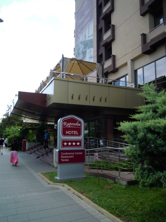 Hotel Rapsodia 1