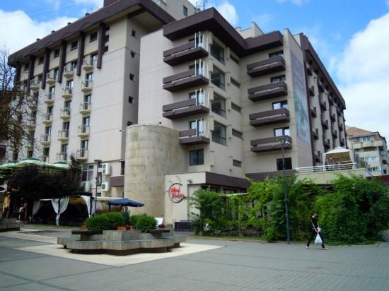 Hotel Rapsodia 2