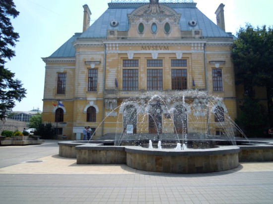 Muzeu Judetean Botosani 1