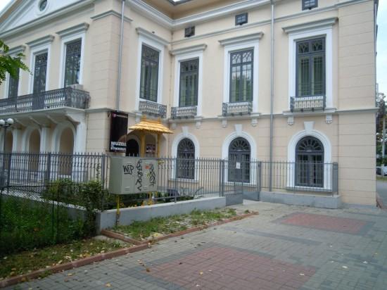 Muzeul De Etnografie Botosani