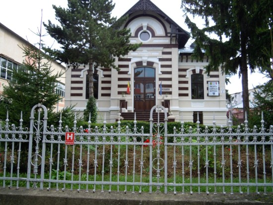 Palatul Copiilor Botosani 1