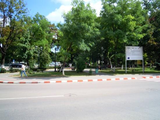 Parc Primarie Botosani