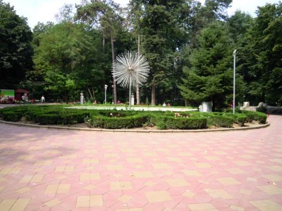 Parcu Mihai Eminescu Botosani 5