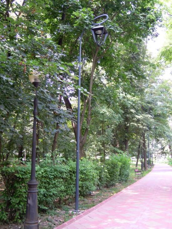 Parcu Mihai Eminescu Botosani 9