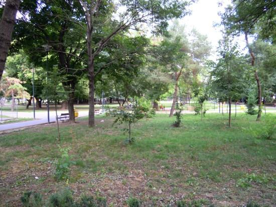 Parcul Tineretului Botosani 3