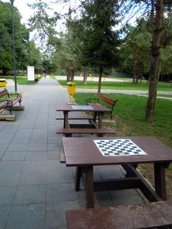 Parcul Tineretului Botosani 6