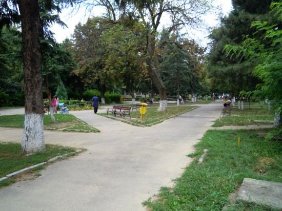 Parcul Zorilor Botosani 1